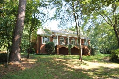 Montgomery Single Family Home For Sale: 91 Watson Circle