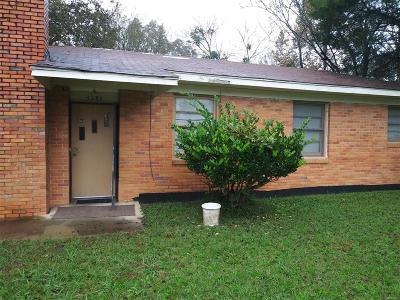 Montgomery AL Single Family Home For Sale: $25,000