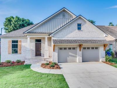 Prattville Single Family Home For Sale: 1678 Pebble Creek Drive