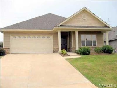 Prattville Single Family Home For Sale: 722 Briarcliff Place