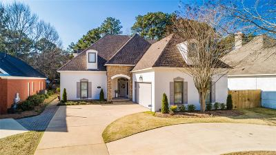 Montgomery Single Family Home For Sale: 7118 Mid Pines Drive