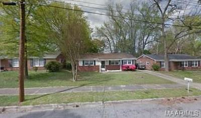 Montgomery Multi Family Home For Sale: 3323 Bedford Lane