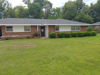 Montgomery AL Single Family Home For Sale: $78,500