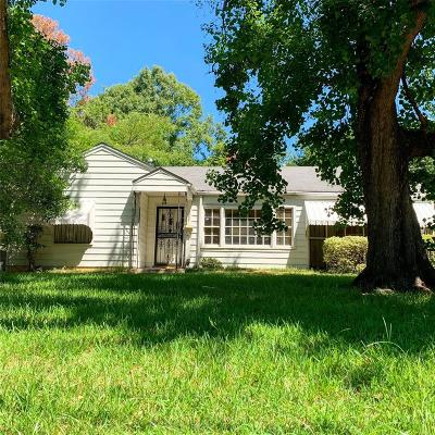 Montgomery Single Family Home For Sale: 3527 N Wareingwood Drive