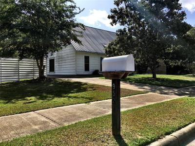 Montgomery Single Family Home For Sale: 952 David Drive