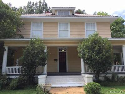 Montgomery Single Family Home For Sale: 1902 Madison Avenue
