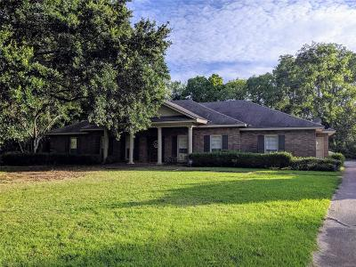 Montgomery Single Family Home For Sale: 2018 Vaughn Lane