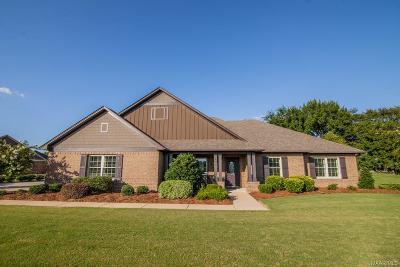 Pike Road Single Family Home For Sale: 540 Bon Terre Boulevard