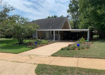 Montgomery Single Family Home For Sale: 3232 Little John Drive
