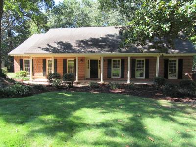 Montgomery Single Family Home For Sale: 4625 Fox Hollow Circle