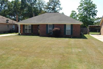 Montgomery Single Family Home For Sale: 241 Garway Drive