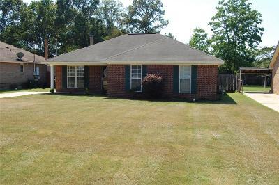 Montgomery AL Single Family Home For Sale: $111,900