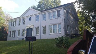 Montgomery Multi Family Home For Sale: 432 Clanton Avenue