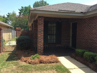 Montgomery Single Family Home For Sale: 3256 Gatsby Lane