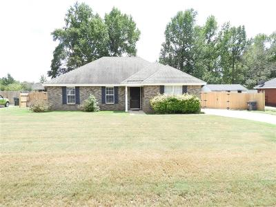 Deatsville Single Family Home For Sale: 55 Foxwood Court