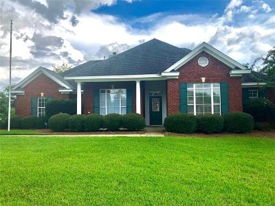 Montgomery AL Single Family Home For Sale: $231,600