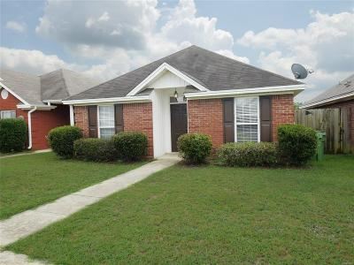 Montgomery Single Family Home For Sale: 8816 Jamac Drive