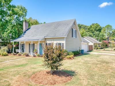 Montgomery Single Family Home For Sale: 1243 Cedric Court