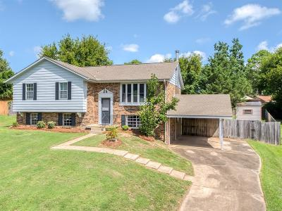 Montgomery Single Family Home For Sale: 5319 Thornhill Drive