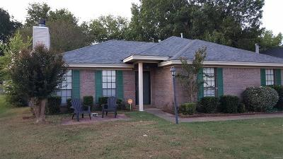 Montgomery Single Family Home For Sale: 5828 Portsmouth Drive