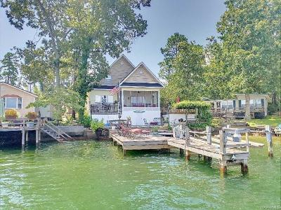 Eclectic Single Family Home For Sale: 43 Castaway Point