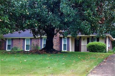 Millbrook Single Family Home For Sale: 2406 S Cobb Loop Road