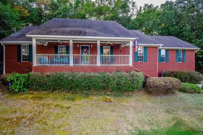 Tallassee Single Family Home For Sale: 151 Orr Lane