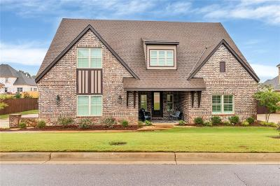 Prattville Single Family Home For Sale: 1436 Tullahoma Drive