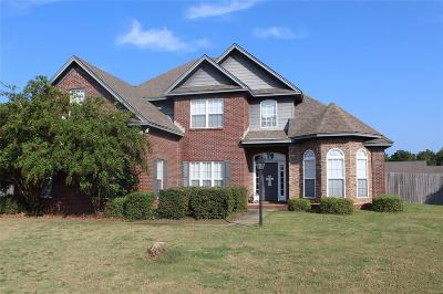 Wetumpka Single Family Home For Sale: 208 Stonegate Trail