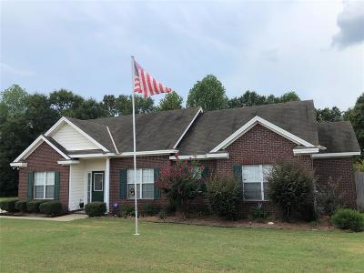 Prattville AL Single Family Home For Sale: $162,900