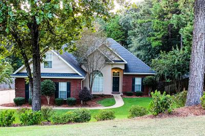 Wetumpka Single Family Home For Sale: 554 Windsong Loop