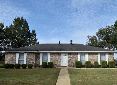 Prattville AL Single Family Home For Sale: $155,000