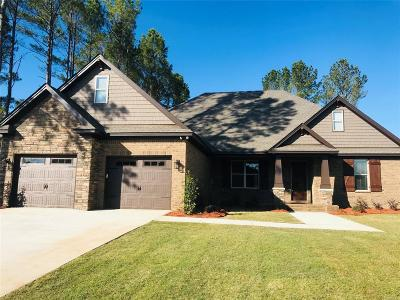 Wetumpka Single Family Home For Sale: 48 Dogwood Place