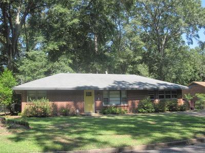 Prattville AL Single Family Home For Sale: $129,000