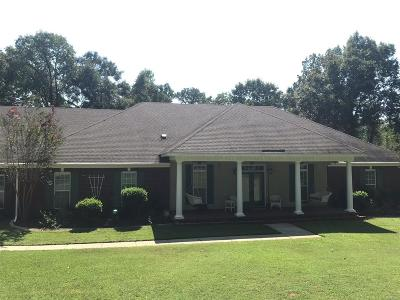 Wetumpka Single Family Home For Sale: 588 Old Ware Road