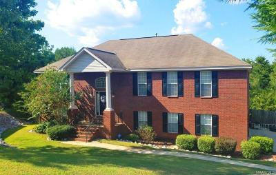 Prattville Single Family Home For Sale: 107 Winchester Court