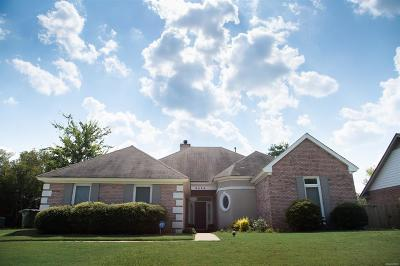Montgomery Single Family Home For Sale: 8824 Oak Meadow Court