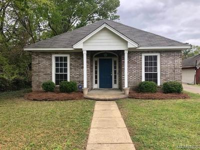 Montgomery Single Family Home For Sale: 2550 Samar Drive