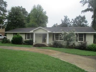Montgomery Single Family Home For Sale: 619 Bellehurst Drive