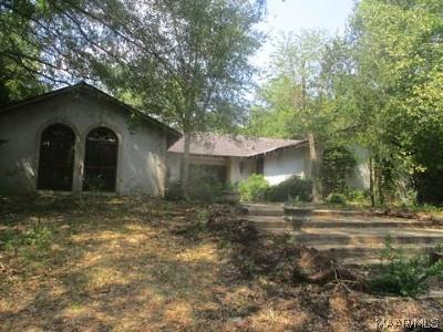 Prattville AL Single Family Home For Sale: $184,900