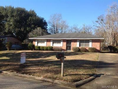 Montgomery Single Family Home For Sale: 3828 Matterhorn Street