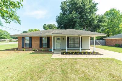 Prattville AL Single Family Home For Sale: $129,900