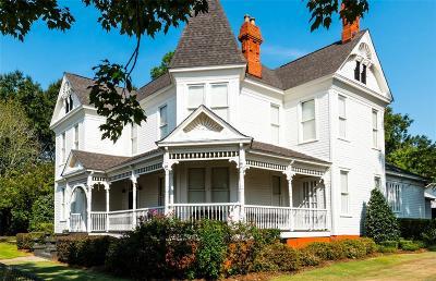 Wetumpka Single Family Home For Sale: 402 W Tuskeena Street