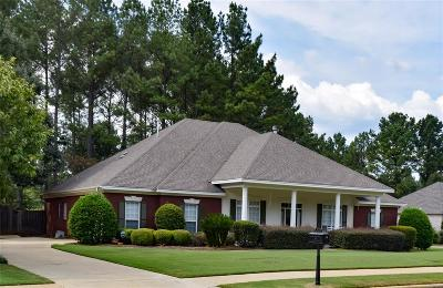 Millbrook Single Family Home For Sale: 579 McKeithen Place