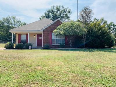 Prattville AL Single Family Home For Sale: $132,900