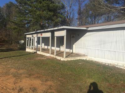 Prattville AL Single Family Home For Sale: $42,500