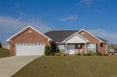 Enterprise Single Family Home For Sale: 211 Sommer Oak Drive
