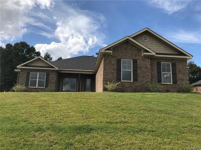 Enterprise Single Family Home For Sale: 469 Cedar Grove Lane