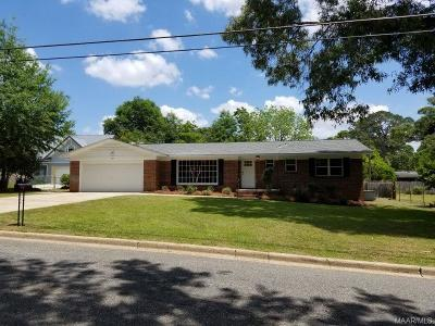 Enterprise Single Family Home For Sale: 404 Holly Hill