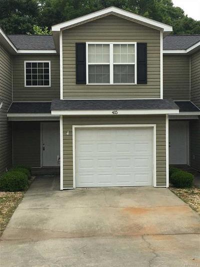 Enterprise Condo/Townhouse For Sale: 415 Sandy Oak Drive